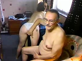 Private Homemade Mature Couple