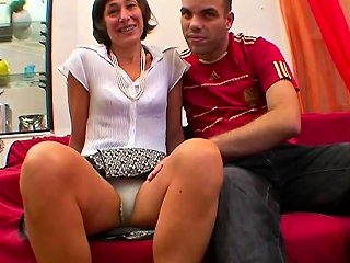 Marina Wants Her Husband To Watch Her To Be Fucked