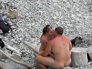 Incredible Homemade Video With Beach Nudism Scenes